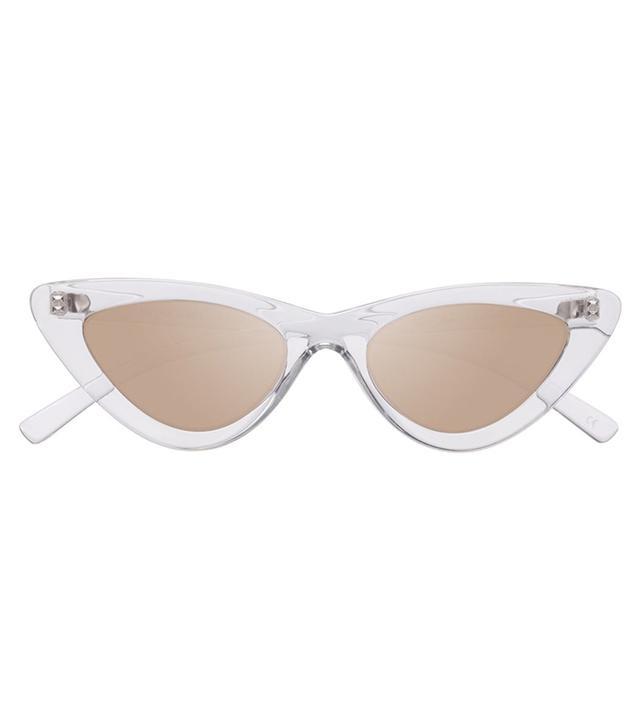 Le Specs + Adam Selman The Last Lolita Sunglasses