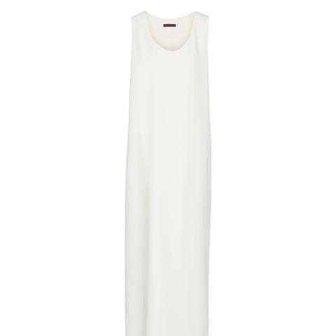 Yellin Stretch-Cady Maxi Dress