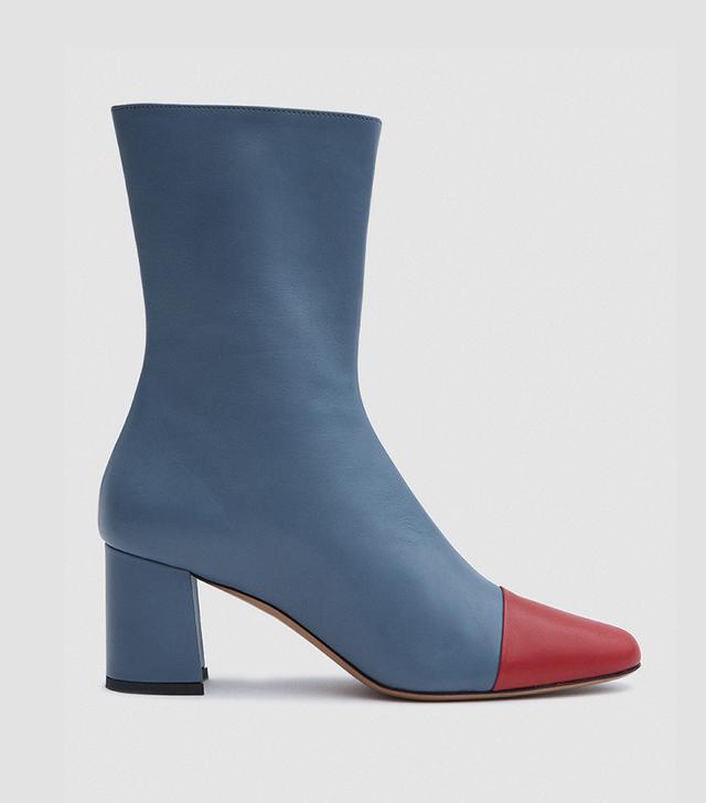 Mira Kidskin Boot
