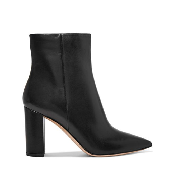 95 Leather Ankle Boots