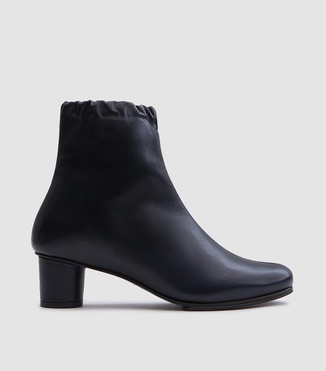 Jeanne Boots in Vaquetta Buio