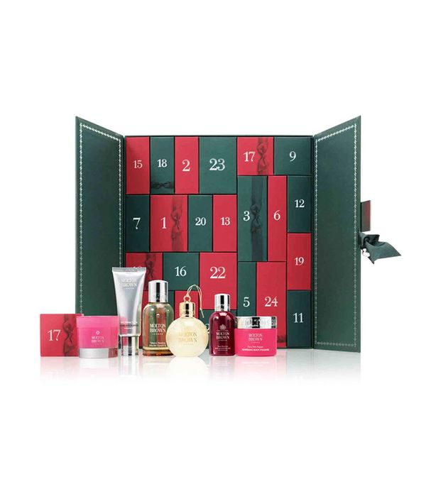 Beauty Advent Calendars: Molton Brown Cabinet of Scented Luxuries Advent Calendar