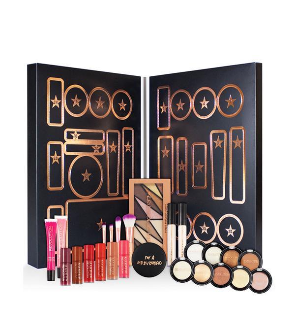 Beauty Advent Calendars: Makeup Revolution Advent Calendar