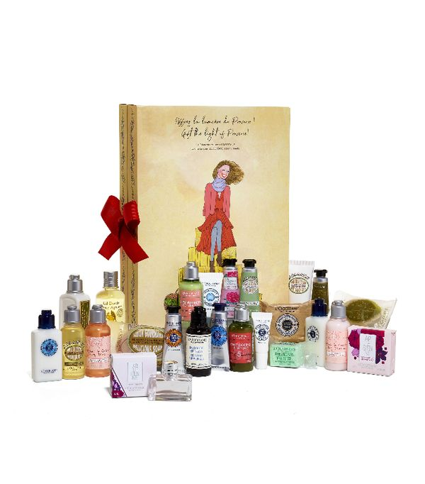 Beauty Advent Calendars: L'Occitane Classic Advent Calendar