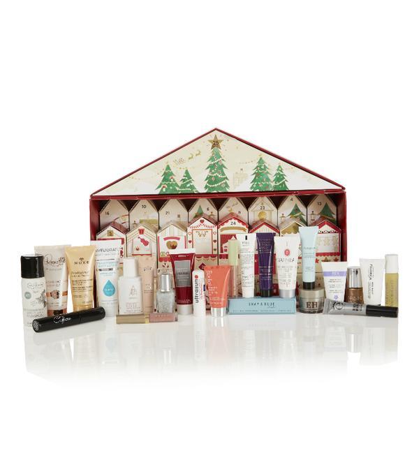 Beauty Advent Calendars: M&S Advent Calendar