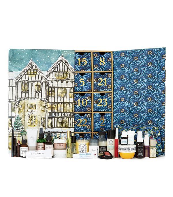 Beauty Advent Calendars: Liberty London Advent Calendar