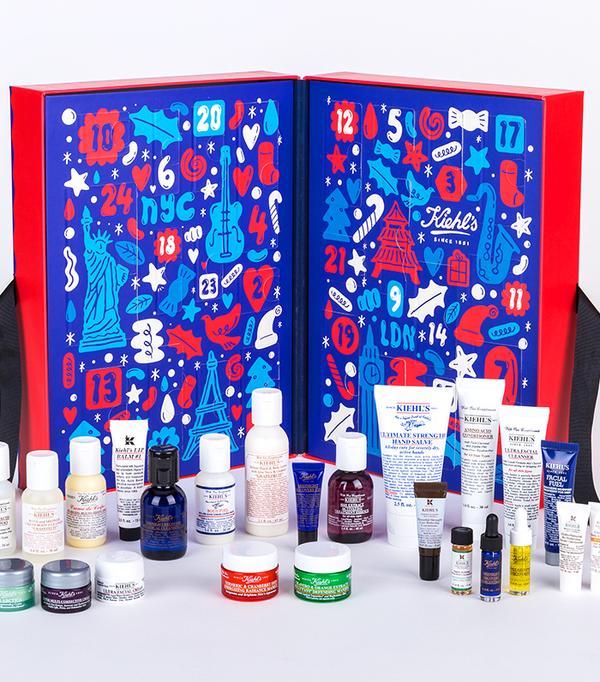 Best Beauty Advent Calendars: Kiehl's