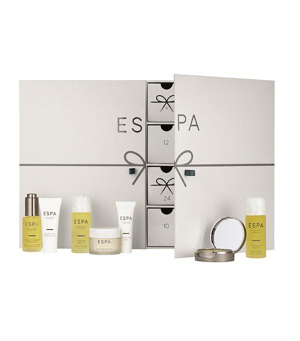Beauty Advent Calendars: ESPA Advent calendar