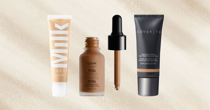 Acne In Hair >> The 10 Best Water-Based Foundations | Byrdie