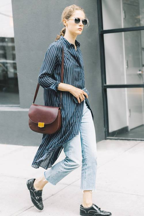 comfy outfit shirtdress photo