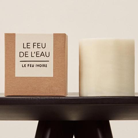 Le Feu Ivoire Candle