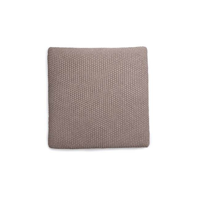 Vince Seed-Stitch Wool and Cashmere Pillow
