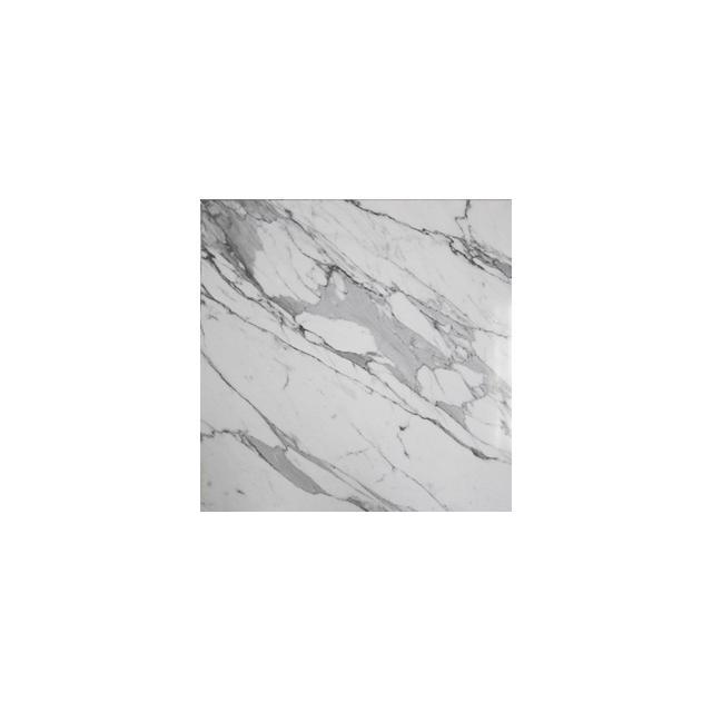 Marble Ceramic Tile Corp Calacatta Statuario Satin Marble Porcelain Backed