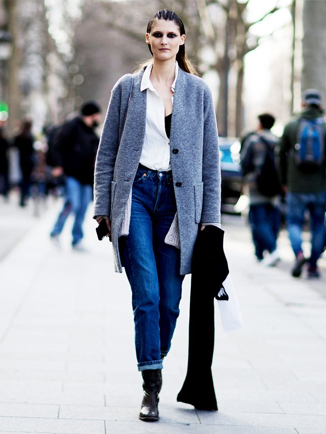 How To Wear Boyfriend Jeans Style Counsel