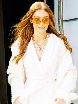 Gigi Hadid Is Making Us Want to Buy This Chic £20 Shirtdress
