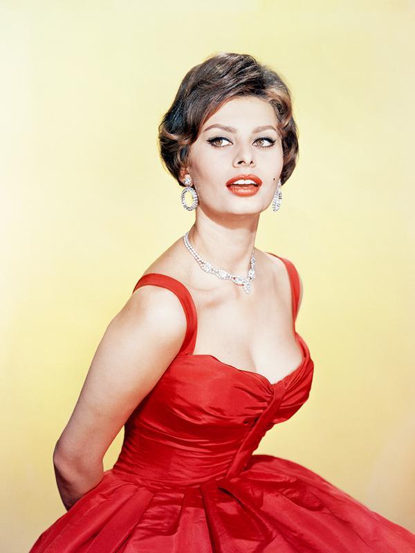 Sophia Loren Style