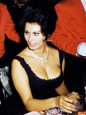 These Were Definitely the Sassiest Sophia Loren Style Moments