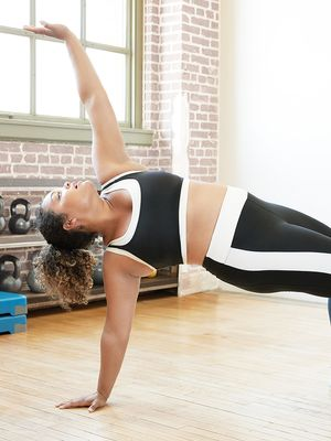3 Workout Moves You Can Do Anywhere (for Real)