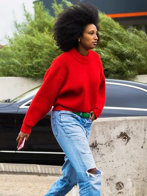 This Sweater Trend Is Blowing Up on Pinterest
