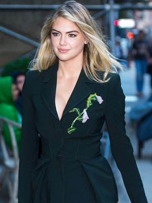 Kate Upton Just Debuted Her Pretty Wedding Ring—See the First Look