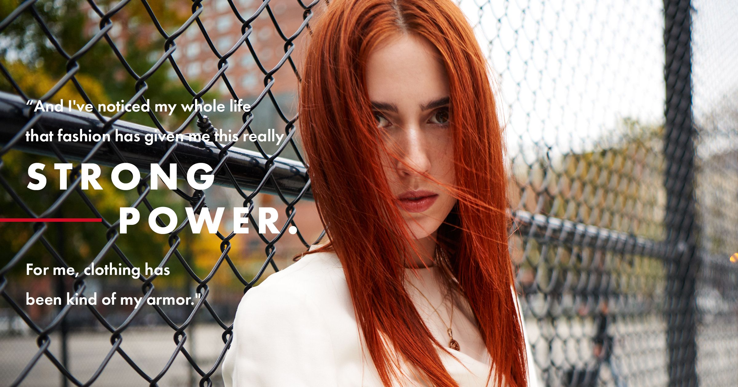 Teddy Quinlivan transgender model