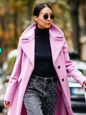 And Now, Here's the Prettiest Denim Trend of the Year