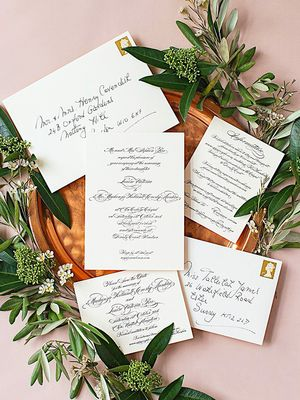 All Your Wedding Invitation Etiquette Questions, Answered