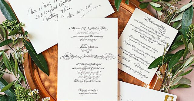 Wedding Invitation Edicate: Wedding Invitation Etiquette, Decoded