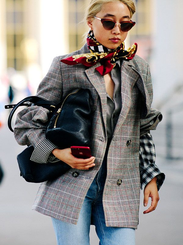 The only 10 work outfits you need who what wear how to look polished at the office this season ccuart Image collections