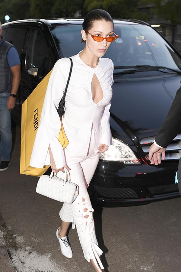 bella hadid handbag
