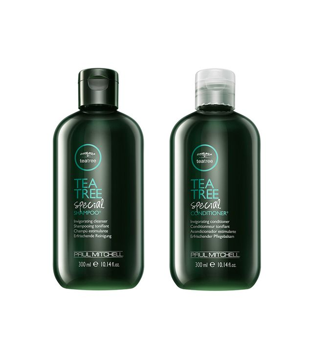 Paul Mitchell Tea Tree Special Shampoo and Conditioner