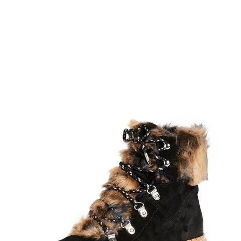 Bronte Combat Boots