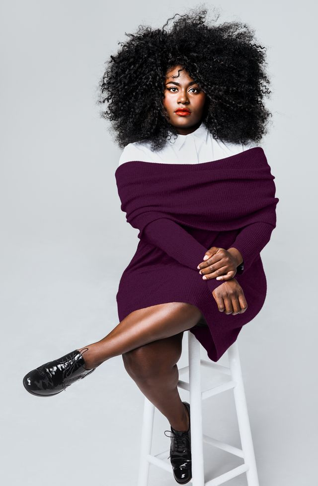 Universal StandardThe Dani Sweater Dress($190)
