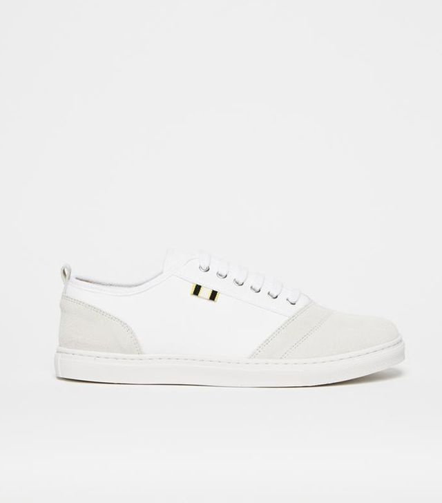 Aprix APR001 Suede and Canvas Sneakers