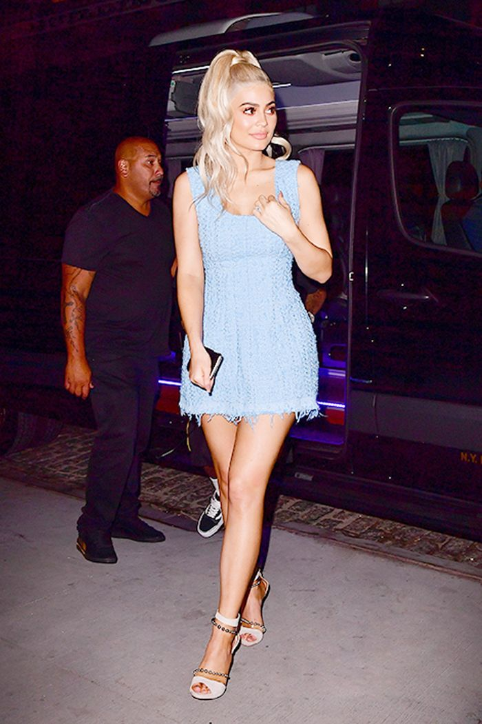 Kylie Jenner S Best Style Moments Of All Time Who What Wear