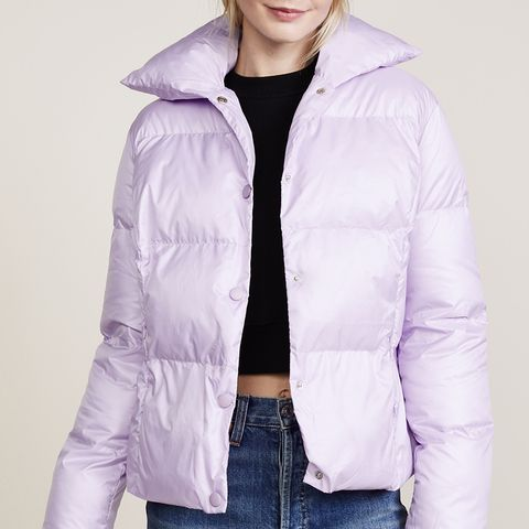 Backstreet Puffer Bomber Jacket