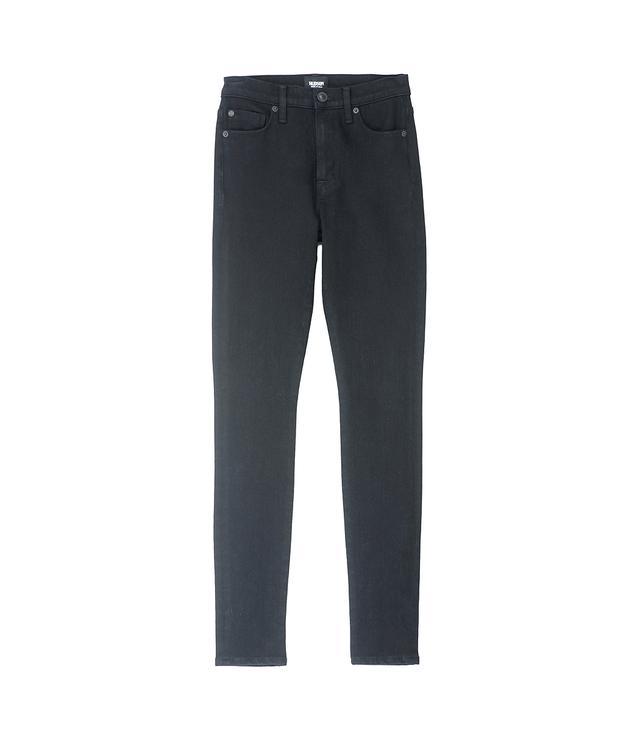 Hudson Barbara High Waist Ankle Super Skinny Jeans