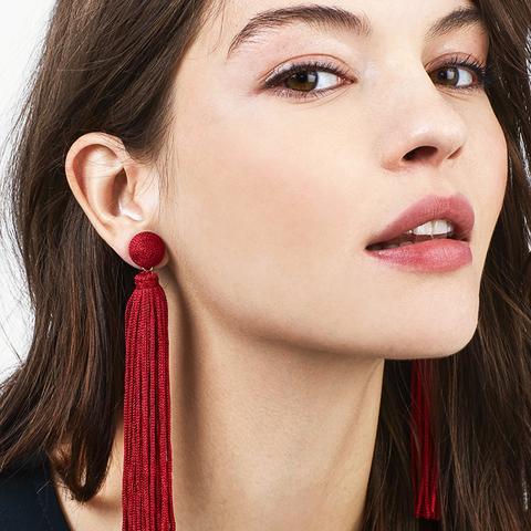 Valencia Tassel Earrings