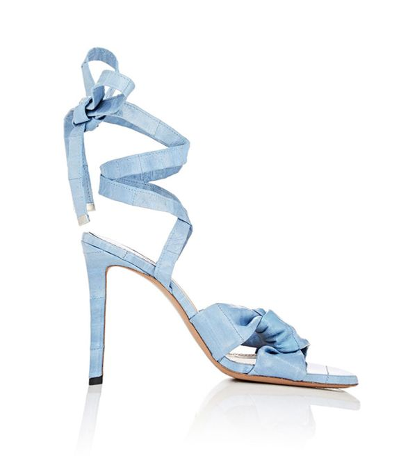 Women's Isle Leather Ankle-Strap Sandals