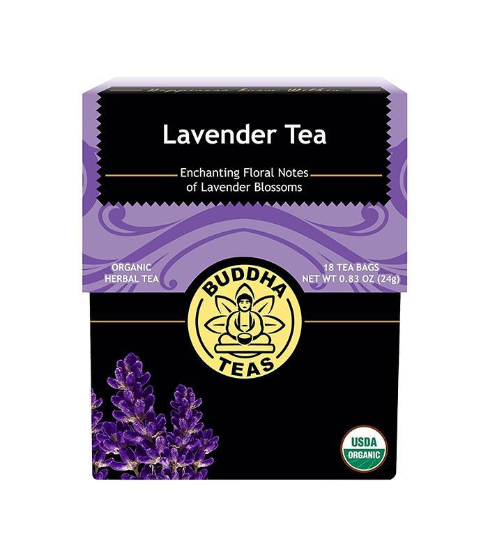 Organic Lavender Tea by Buddha Tea
