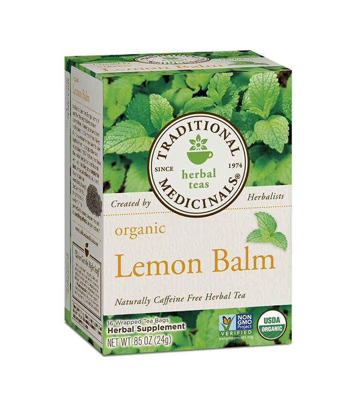 Lemon Balm Tea by Traditional Medicinals
