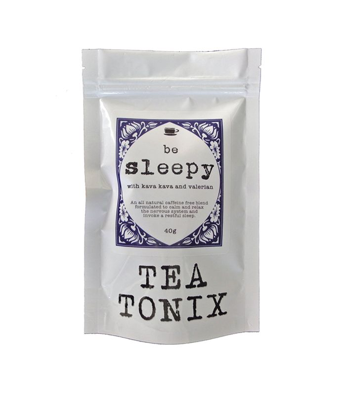 Be Sleepy Tea With Valerian Root by Tea Tonix