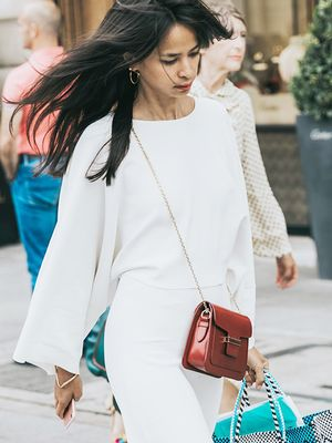 Your Official Guide to Wearing White Year-Round