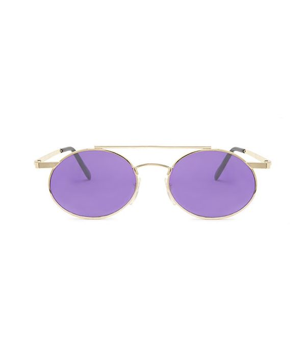 Replay Vintage Round Sunglasses