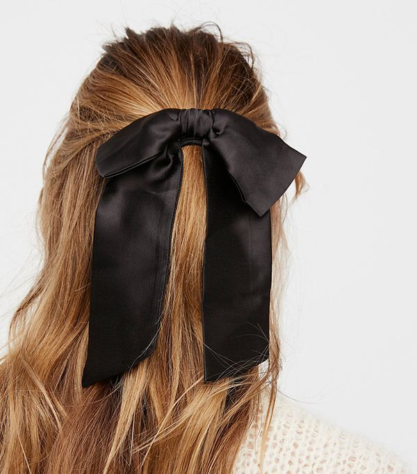 Social Butterfly Silky Bow by Joshipura at Free People