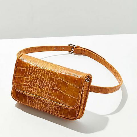 Lera Croc Convertible Bag