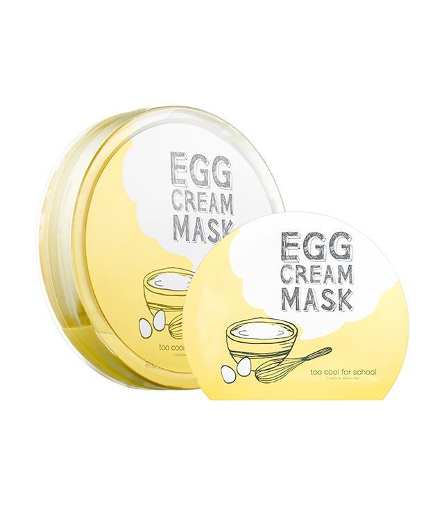 Egg Cream Mask Hydration 1 Single-use mask