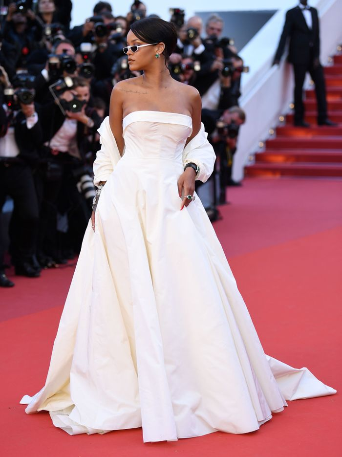 Best Red Carpet Dresses of 2017 | Who What