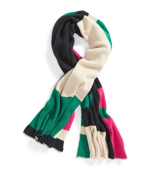 Women's Bp. Bold Colorblock Oblong Scarf