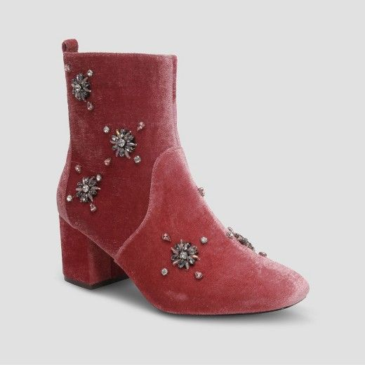 Who What Wear Alessia Bootie